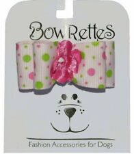 Fashion Pet Dog Cat Accessories - Bowrettes Hair Clip Pin Grooming