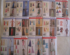 Misses' Formal Dress Pattern~Dresses~Elegant,Bridesmaid,Party,Evening,Day,Prom