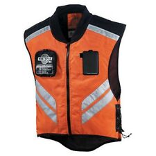 Icon Military Spec High Visibility Fighter Mesh Motorcycle Riding Vest