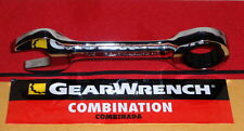 Gearwrench Stubby SAE Any Size Ratchet Combo Box End Wrench Ratcheting Spanner