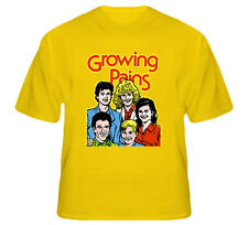 Growing Pains Classic 80s TV Show T Shirt