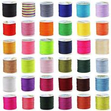 10m Nylon Chinese Knot Beading Jewelry Cords Thread Dia=2mm 10 colors
