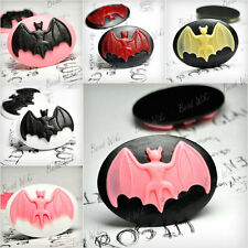 Resin Flatback Vintage Animal Bat Oval Cabochon Cameo Lots 40x30mm RB0748