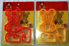 Mickey Mouse 3D Cookie Cutter - Cake - Bread Cutter
