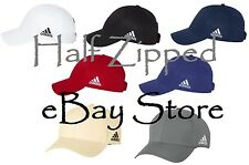 Adidas Core Performance Max Structured Cap A600 Golf Baseball Hat Structured
