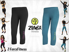 Zumba Fitness ~ Sexy BLISS CAPRI LEGGINGS ~ 2 Color Choices ~ most sizes ~NEW