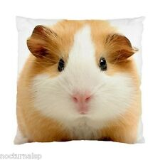 NEW CUSHION CASE PILLOW CASE - Funny Cute Guinea Pig
