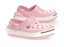 $40 Crocs Crocband II Petal Pink / Graphite all size 4 5 6 7 8 9 10 11 12 SALE!!