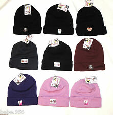 NEW POWER PUFF GIRLS WINTER BEANING HAT ONE SIZE FITS ALL