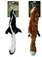 Skunk Or Fox 14 Inch Stuffingless Dog Toy, Dogs Love To Chew Play On This Toy