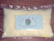 SCENTED, RELAXING, HONEY ALMOND  BATH SALTS  BEAUTIFUL  COLOR