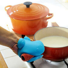FROG  SILICONE OVEN MIT/OVEN GLOVE/ POT HOLDER