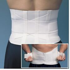 Back Savers, Relieve Lower Back Pain, Self Fasten Back Support, Brace Supporter