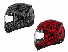Icon Airmada Parahuman Graphic Motorcycle Full Face Helmet