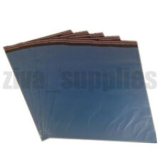 STRONG BLUE POSTING BAGS-Mailing Postage Bag Sacks-Plastic Packing Delivery Post