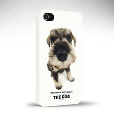 For Apple iPhone 4S 4G The DOG Series Cute Character Premium Quality Case Cover