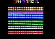 Dolls House LED LightingLightLamp Strips 9V - 12V DC - 6 colours 6 sizes