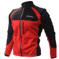 Cycling Bike Bicycle Jersey Wind Rain Jacket Vest Red