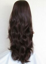 Best Seller Ladies Extra Long Wavy Layered 3/4 Fall Half Wig Hairpiece 81303