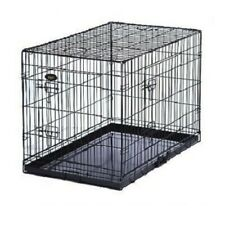 DOG CAGE PUPPY TRAINING CRATE PET CARRIER - SMALL MEDIUM LARGE EXTRA LARGE XXL