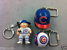 Chicago Cubs MLB Baseball Lil Sports Brat Keychain Collectible Gift Souvenir