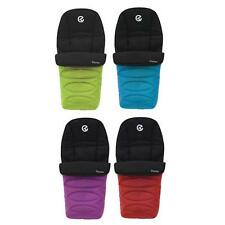 Babystyle Oyster & Oyster Max Seat Liner & Footmuff - Grape, Ocean, Lime or Red