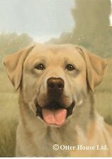 Yellow Labrador: House Flags and Garden Flags. Three designs and two sizes.