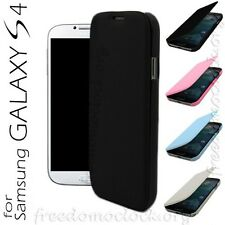 High Quality Flip Case Cover for Samsung Galaxy S4 IV I9500 - WholeSales Deals