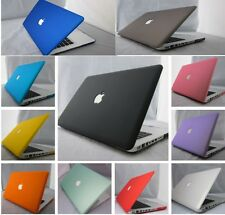 "11 Color Rubberized Frosted Hard Case Cover For Macbook Pro 13""/13.3inch Cut-OUT"