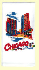 Red & White Kitchen State/City Kitchen Towels - Choose Your City/State!