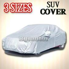 SUV MPV Car Cover Waterproof Dust Rain Snow UV Resistant 4WD 4x4 Fit BMW X5 X6 3