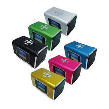 Portable USB Sport Digital Music Mini Speaker  Micro SD MP3 Player FM Radio TT6