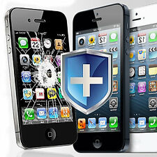 For iPhone 5 BULLETPROOF GLASS Screen Protector Tempered SKIN Cover Shield Guard