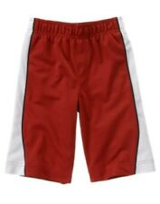 GYMBOREE SPY GUYS RED MESH ACTIVE SHORTS 6 NWT