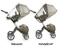 NEW STOKKE 100% ORIGINAL VARIOUS PARTS RAINCOVER AND MOSQUITO NET V3 AND V4