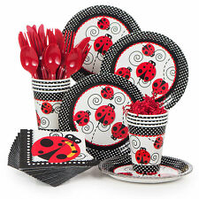 Lady Bug  - Build Your Own Custom Party Kit