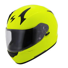 **Fast Shipping** Scorpion EXO-R410 (Neon) Motorcycle Helmet