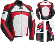 *Free 2-Day Shipping* Cortech Adrenaline (Red/White) Leather Jacket     S,M,L,XL
