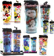 Disney Peanuts Insulated Thermos Travel Mug Cup Water Coffee Tea Tumbler Bottle
