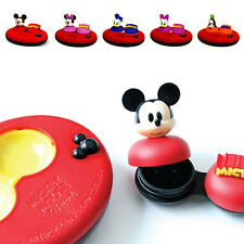 DISNEY 3D LENS CASE for Contact Color Party Lenses+Lens Cleaner New Online Best