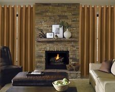 """1 DRAPE BLACK OUT MODERN DESIGN WITH LINING FOR INSULATION 60"""" W  x  96"""" H"""
