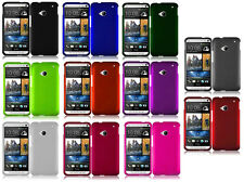 Hard Faceplate Cover Phone Case for HTC One M7 / One Google Play Edition / 801s