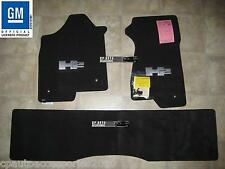 2006 2007 2008 2009 2010 Hummer H3 / H3T 3pc Floor Mat Set (VelourTex)