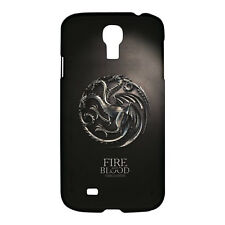 NEW Game of Thrones House Targaryen Samsung Galaxy S2 / S3 / S4  Case Cover Back