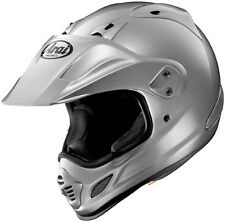 **SHIPS SAME DAY **  ARAI XD4 (Aluminum Silver) Motorcycle Off Road Dirt Helmet