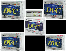 NEW PANASONIC AY-DVM60FF MINI-DV TAPE  SEAL PACK AYDVM60FF WITH TRACKING