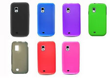 Soft Silicone Gel Cover Case for Samsung Galaxy S Fascinate SCH-i500v Phone