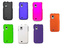 Solid Faceplate Hard Cover Case for Samsung Galaxy S Fascinate SCH-i500v Phone