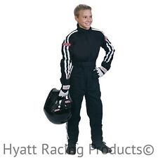 Simpson STD.Y1 Youth Basic Antron Kart Racing Suit - All Sizes & Colors