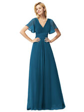 Ever Pretty 2015 Bridesmaid Evening Long Party Formal Prom Gown Dresses 09890